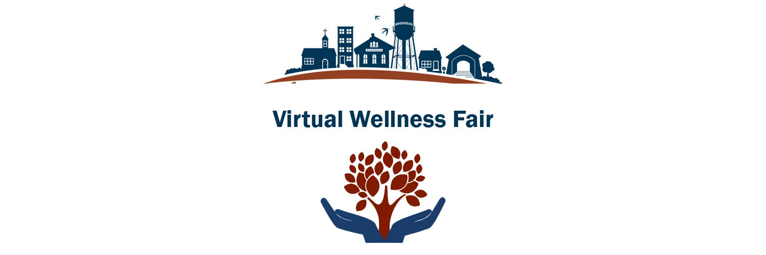 Virtual Wellness Fair logo